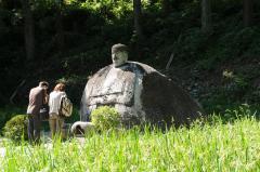 万治の石仏(まんじのせきぶつ) Manji No Sekubutsu(Stone Buddha)