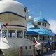キュートな遊覧船で諏訪湖を一周 諏訪湖の観光遊覧船