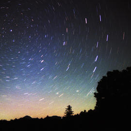 古代宇宙の神秘に魅了される星まつり