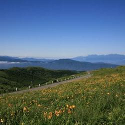 霧ヶ峰・車山高原 天空の丘(展望リフト)