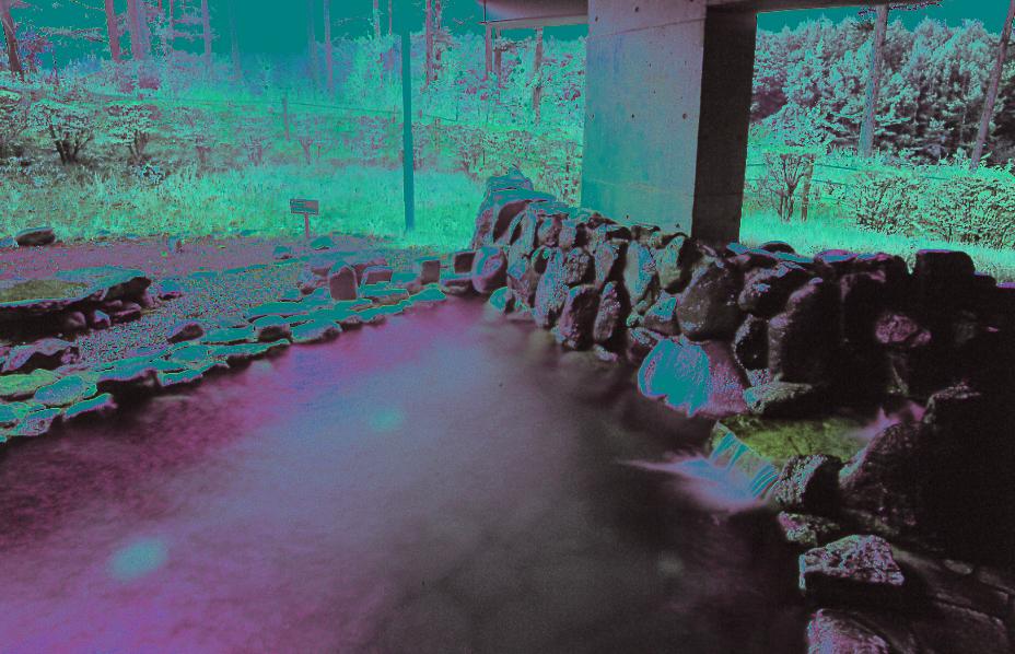 尖石温泉 縄文の湯