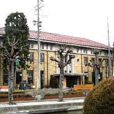 旧岡谷市役所庁舎