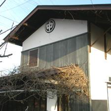 丸中宮坂製糸所繭倉庫