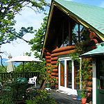 ログハウスのプチホテル トゥンブクトゥ