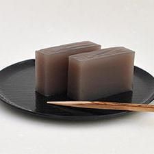 塩羊羹 Shio-Yokan