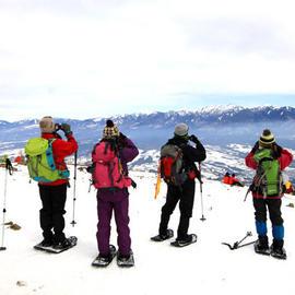 スキー、スノーボード(富士パノラマスキー場)