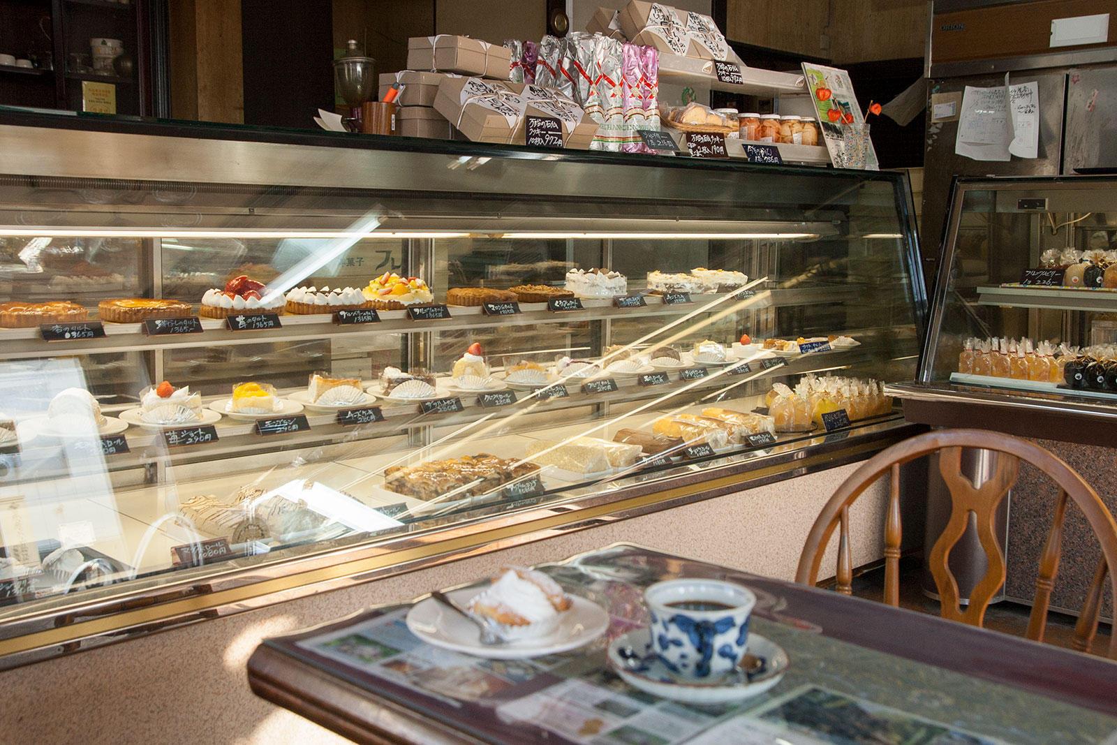 フレール洋菓子店