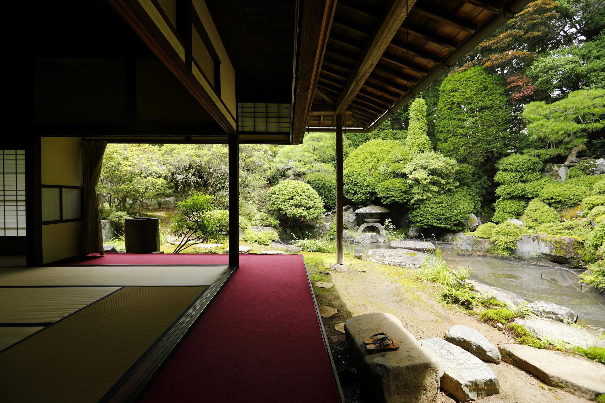 中山道下諏訪宿 本陣 岩波家 Honjin Iwanami House in Shimosuwa Post Station on Nakasendo Road