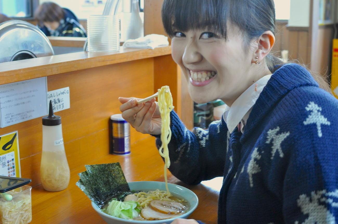地元に愛されるラーメン店<br>「くじら家」「麺屋宮坂商店」「ハルピンラーメン」